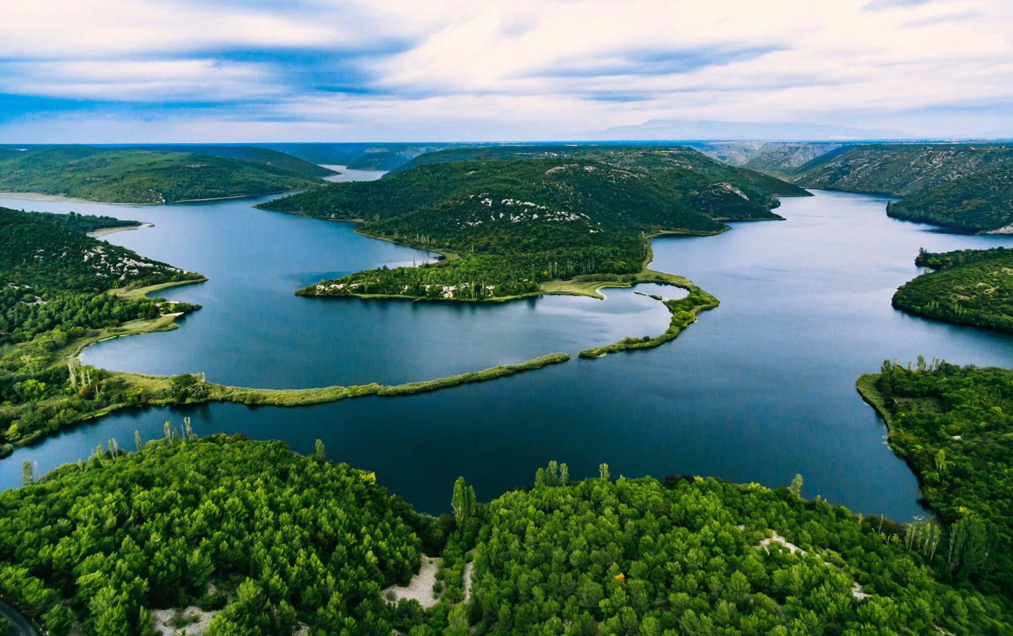 Najljepši nacionalni parkovi u Hrvatskoj